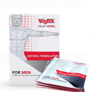 VigRX Delay Wipes Review